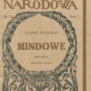 MINDOWE Słowackiego