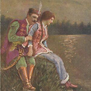 szlachcic i szlachcianka