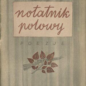notatnik polowy Leca 1946