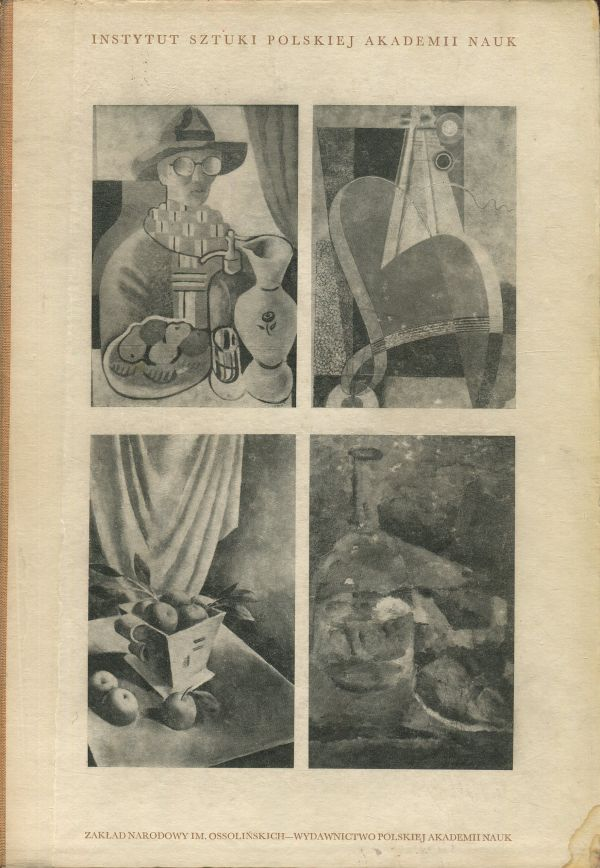 polskie życie artystyczne w w latach 1915-1939