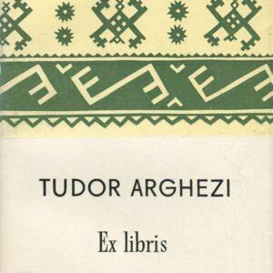 """Okładka książki """"Ex libris"""" Argheziego"""
