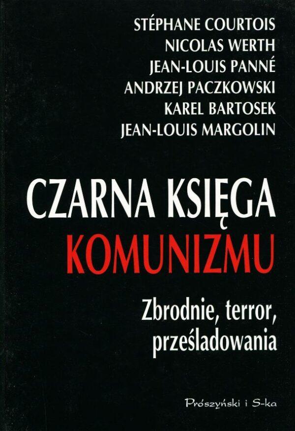 okładka książki CZARNA KSIĘGA KOMUNIZMU