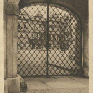 pocztowka zamek krolewski w warszawie