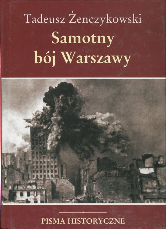 Samotny bój Warszawy