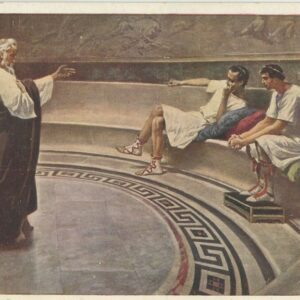 pocztowka petroniusz apostol pawel