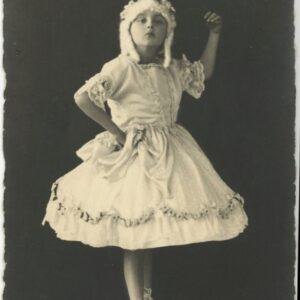 fotografia balerina