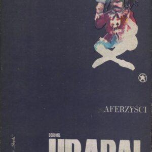 Okładka książki AFERZYŚCI Hrabala
