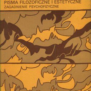 Pisma Witkiewicza tom 4