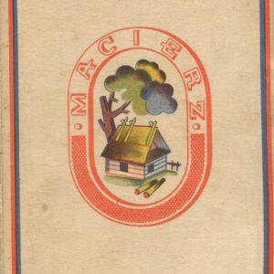 Okładka książki MACIERZ Rodziewiczówny
