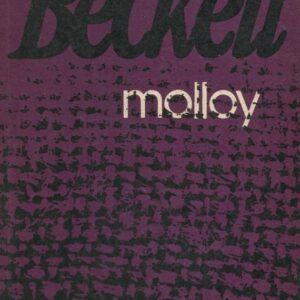 Okładka ksiązki MOLLOY Becketta