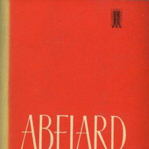 Okładka książki ROZPRAWY Abelarda