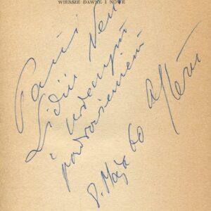 autograf Anatola Sterna