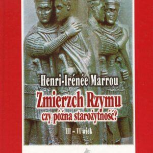 okładka książki ZMIERZCH RZYMU